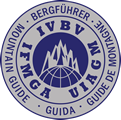 Logo certified mountain guides
